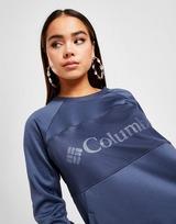 Columbia Poly Mesh Crew Sweatshirt
