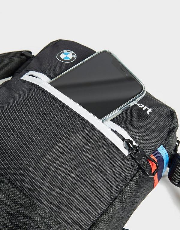 Shoppa PUMA BMW Motorsport Axelväska i en Svart färg | JD