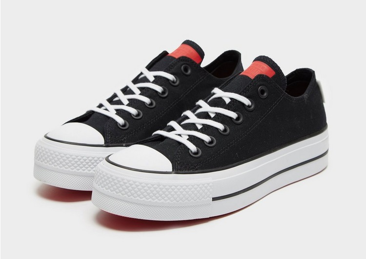 Converse Chuck Taylor All Star Lift Canvas Low Top Women's