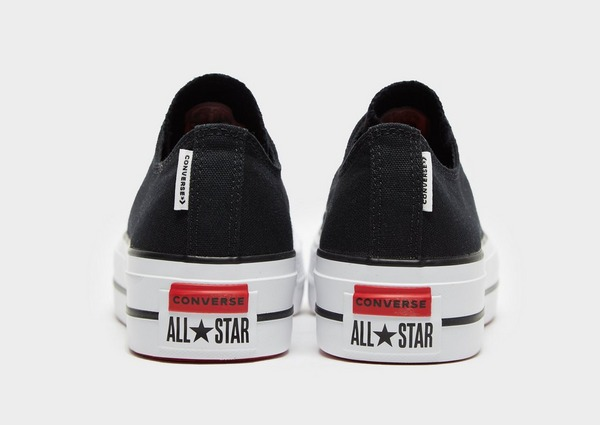 Converse Chuck Taylor All Star Lift Canvas Low Top para mujer