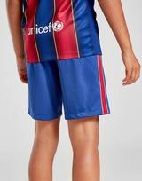 Nike FC Barcelona 2020/21 Home Shorts Junior