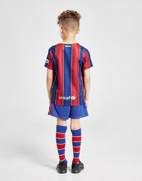 Nike FC Barcelona 2020/21 Home Kit Children