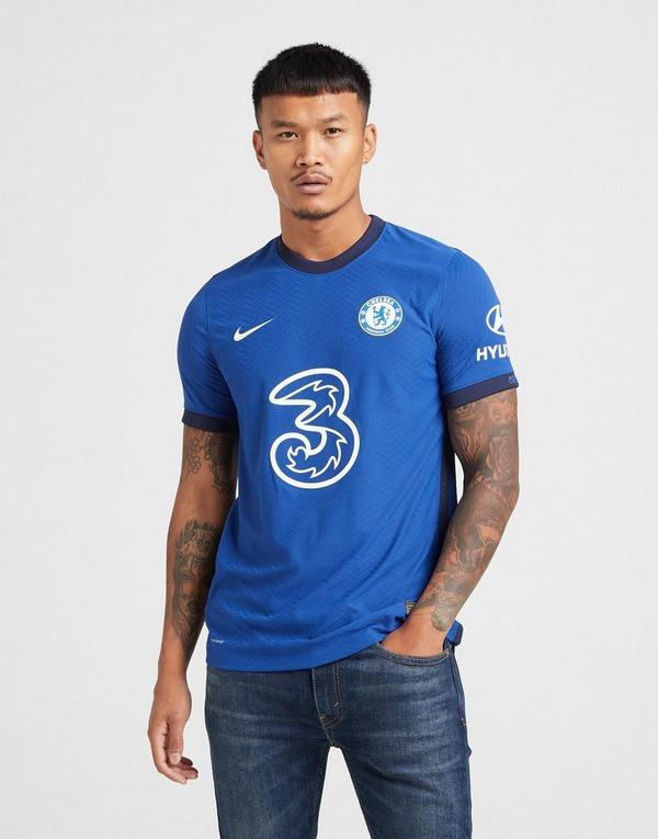 Mentor Más lejano Privilegio  Buy Blue Nike Chelsea FC 2020/21 Home Vapor Shirt