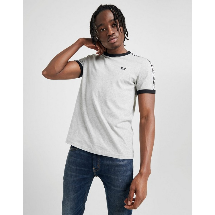Fred Perry camiseta Taped Retro Ringer
