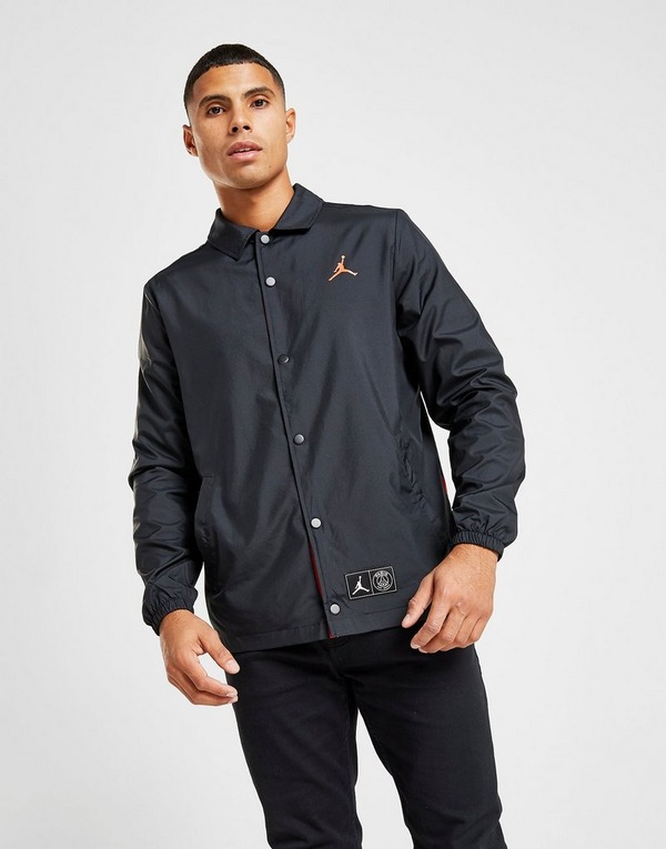 Jordan x Paris Saint Germain Coach Jacket