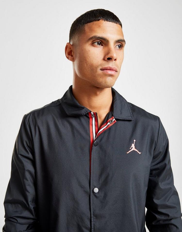 Jordan x Paris Saint Germain Coach Jacket