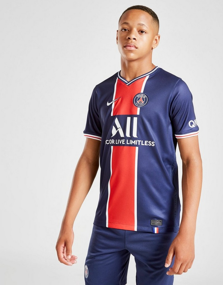 Nike camiseta Paris Saint Germain 2020/21 1. ª equipación júnior