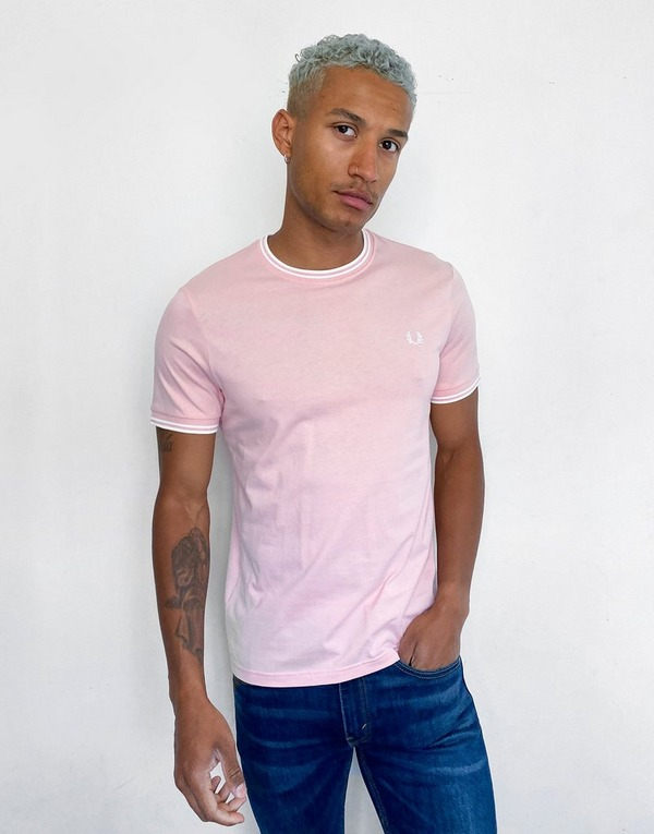 Fred Perry Twin Tip T-Shirt Men's