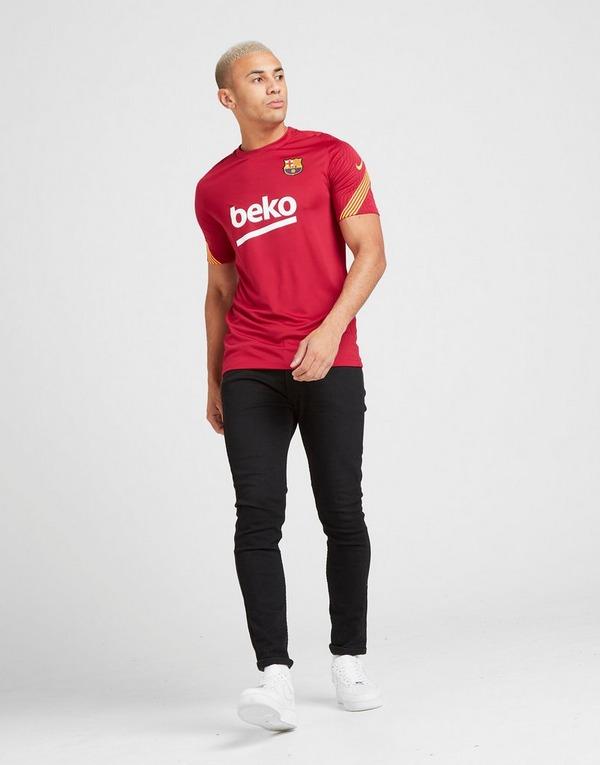 Nike FC Barcelona Strike Short Sleeve Shirt