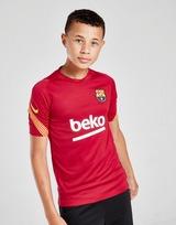 Nike camiseta FC Barcelona Strike júnior