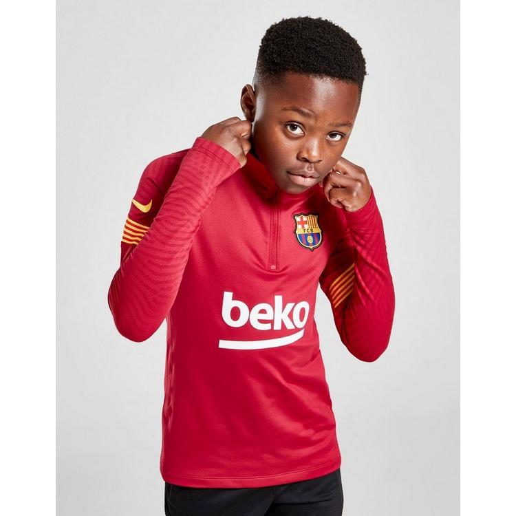 Nike camiseta técnica FC Barcelona Strike júnior