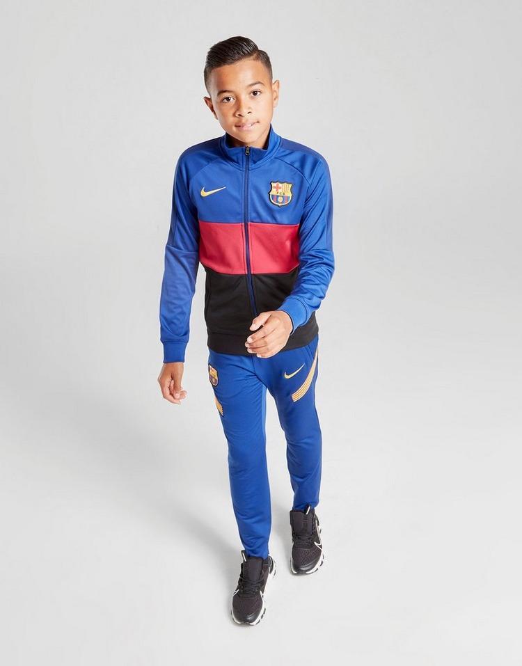 Nike chaqueta FC Barcelona I96 Track júnior