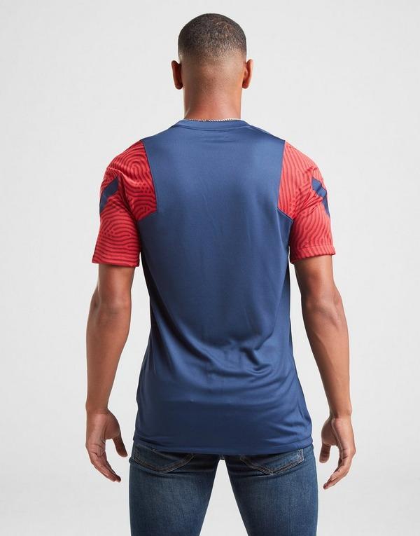 Nike Paris Saint Germain Strike Short Sleeve Shirt