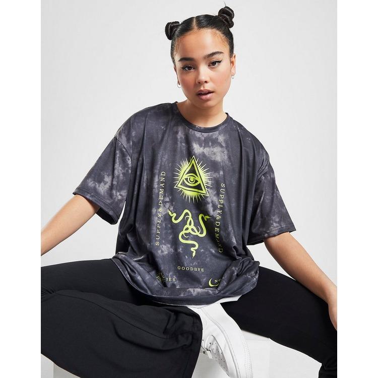 Supply & Demand Ouija Graphic Boyfriend T-Shirt