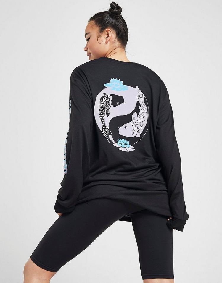 Supply & Demand Lucky Koi Long Sleeve T-Shirt