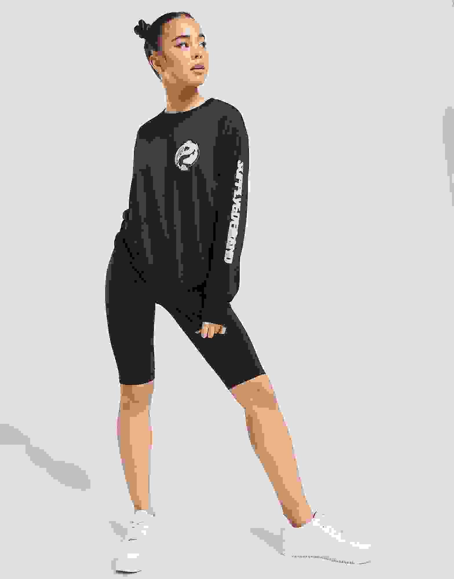 New Supply /& Demand Lucky Koi Long Sleeve T-Shirt