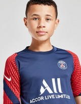 Nike camiseta Paris Saint Germain Strike júnior