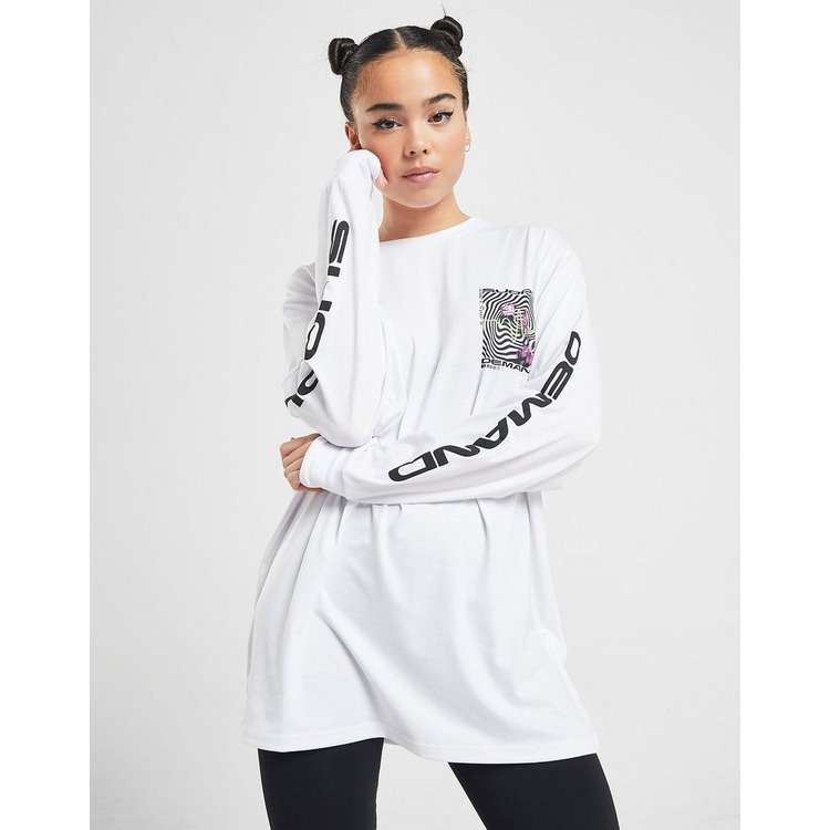 Supply & Demand Psycho Graphic Long Sleeve T-Shirt