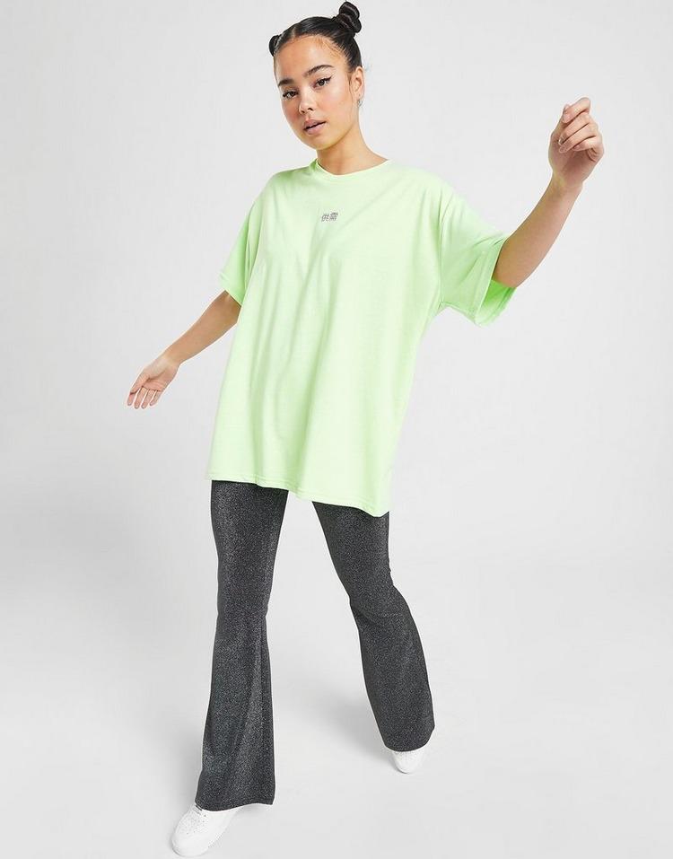 Supply & Demand Warp Graphic Boyfriend T-Shirt
