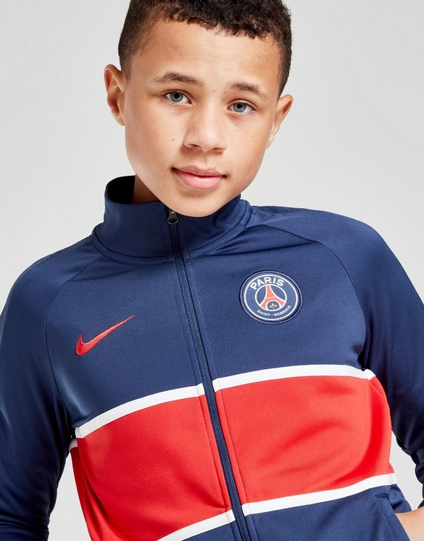 Nike Paris Saint Germain I96 Track Jacket Junior