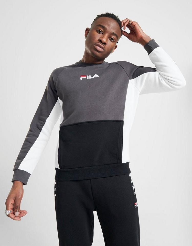 Fila Finch Crew Sweatshirt Herr