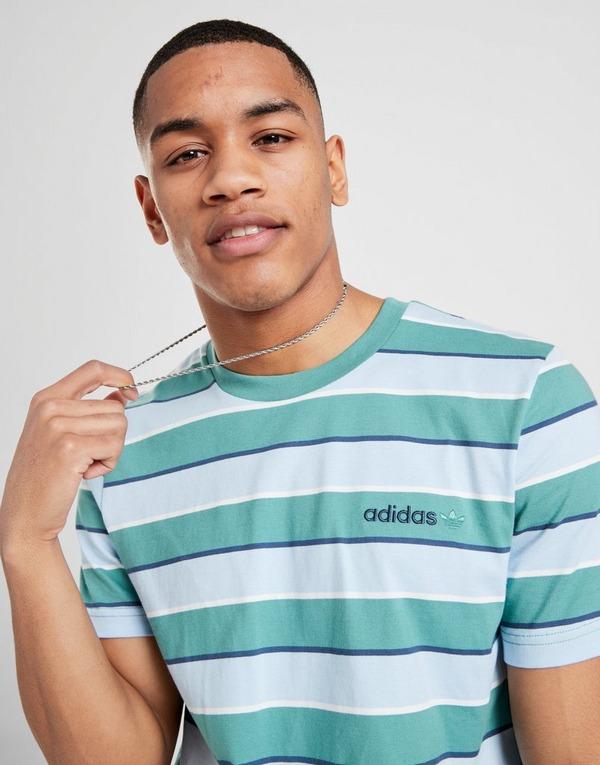 adidas Originals Linear 2.0 Stripe T-Shirt Herre