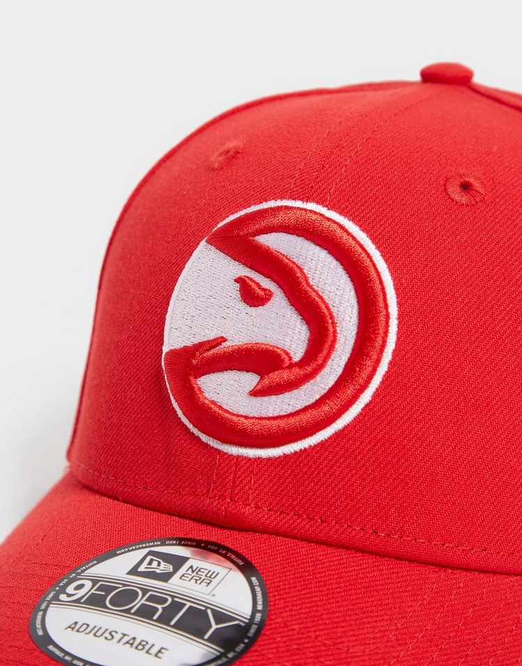 New Era NBA 9FORTY Atlanta Hawks Cap