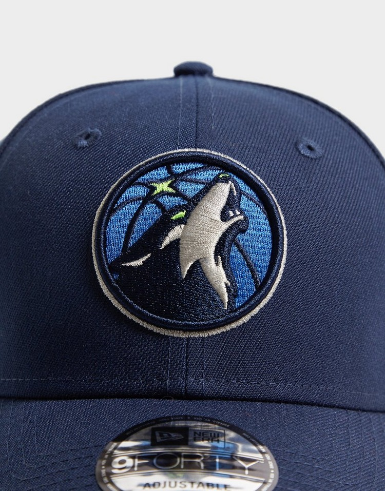 New Era NBA Minnesota Timberwolves 9FORTY Cap