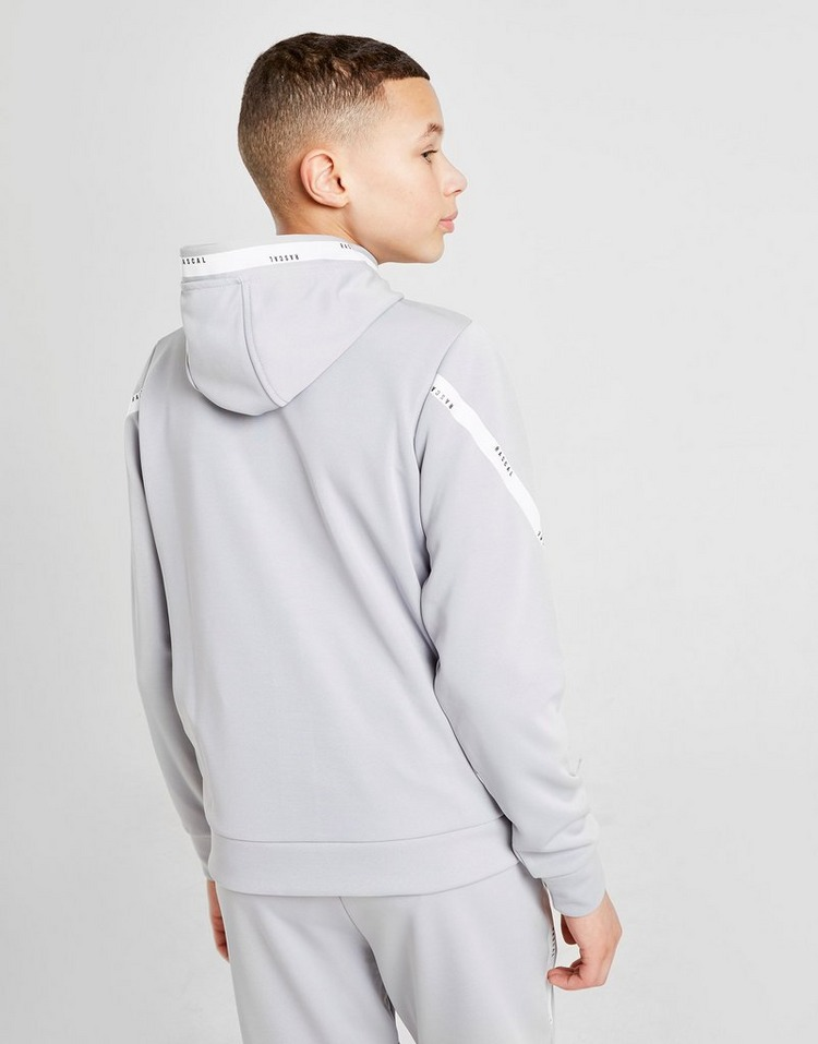 Rascal Flection Tape Poly Zip Hoodie Junior