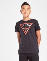 GUESS Triangle Logo T-Shirt Junior