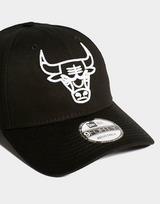 New Era NBA 9FORTY Chicago Bulls Mono Cap