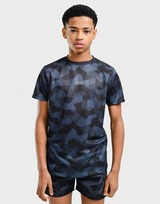 Rascal Dazzle Camo T-Shirt Junior