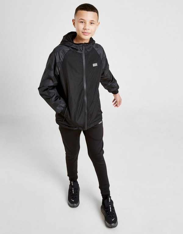 Rascal Dazzle Camo Windbreaker Jacket Junior