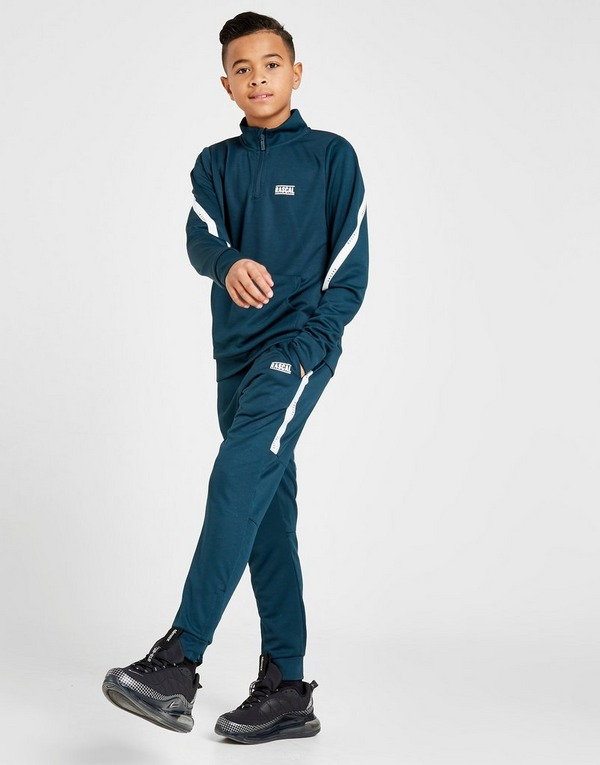 Rascal Flection Tape Poly Track Pants Junior