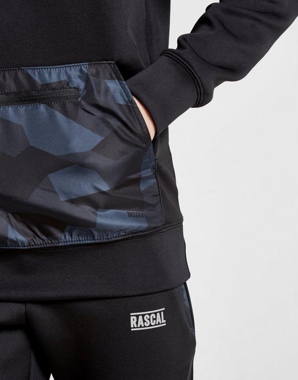 Rascal Dazzle Camo Crew Sweatshirt Junior