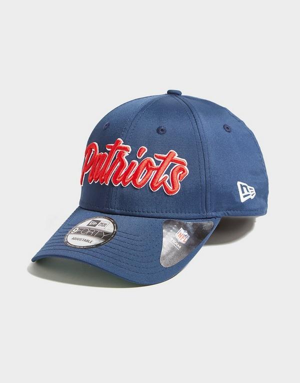 New Era NFL New England Patriots Wordmark 9FORTY Cap