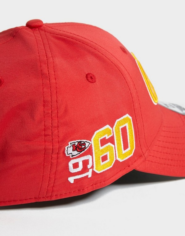 New Era NFL Kansas City Chiefs Wordmark Cap