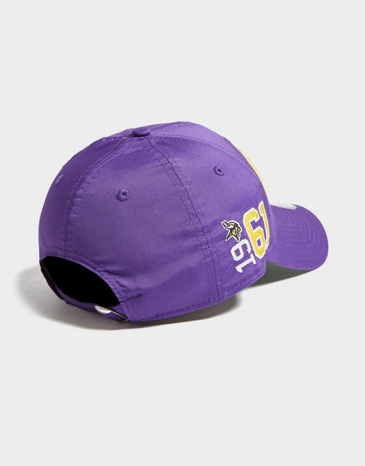 New Era NFL Minnesota Vikings Wordmark 9FORTY Cap