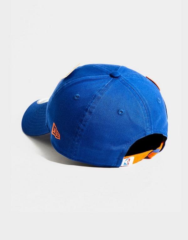 New Era NBA 9TWENTY New York Knicks Badge Cap