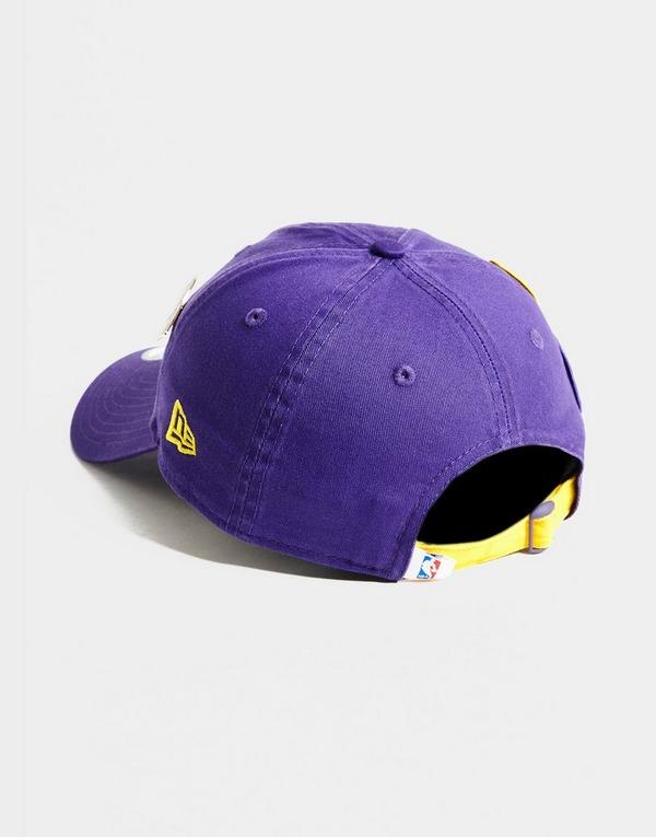 New Era NBA 9TWENTY Los Angeles Lakers Badge Cap