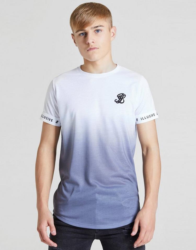 ILLUSIVE LONDON camiseta Fade Tech júnior