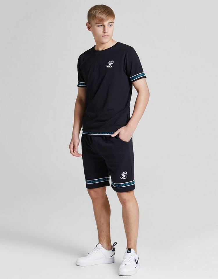 ILLUSIVE LONDON Leg Print Shorts Junior