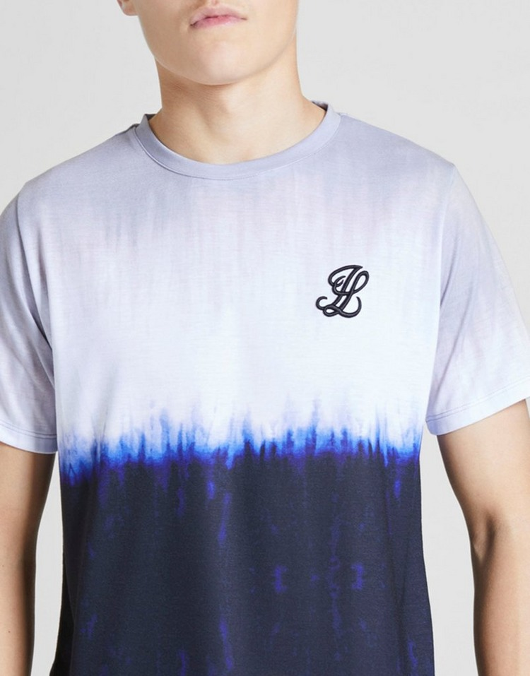 ILLUSIVE LONDON camiseta Tie Dye júnior