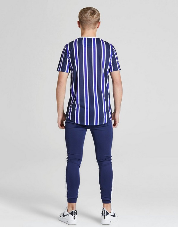 ILLUSIVE LONDON Vertical Stripe T-Shirt Junior