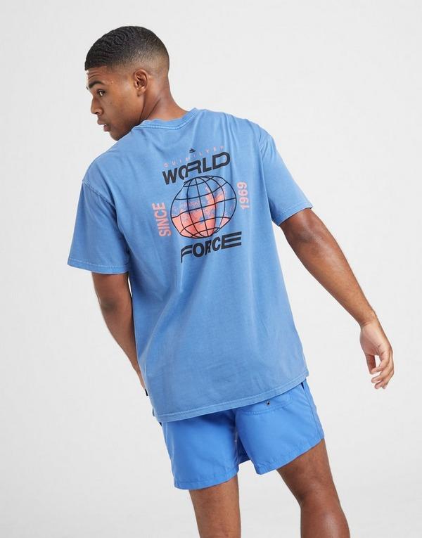 Quiksilver Globe T-Shirt