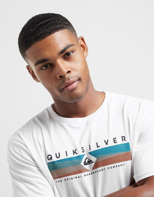 Quiksilver Central Graphic T-Shirt