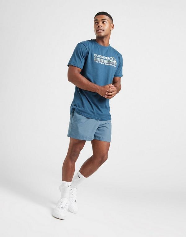 Quiksilver Stripe Wave T-Shirt
