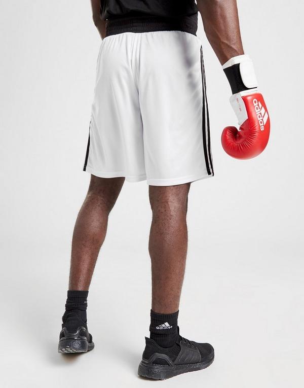 Perdido diccionario limpiar  White adidas Base Punch Boxing Shorts | JD Sports