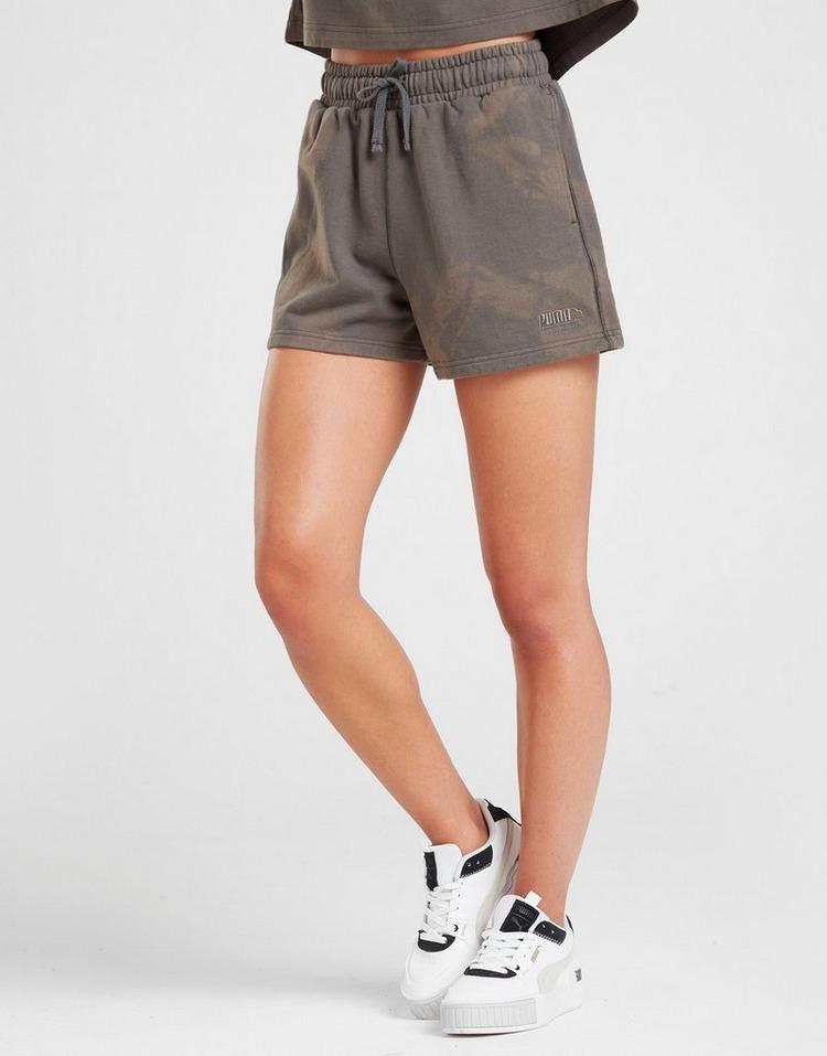 PUMA Washed Shorts
