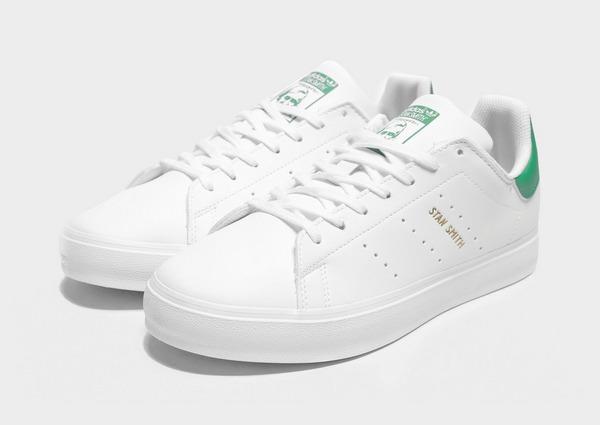 adidas Originals Stan Smith Vulc Junior | JD Sports